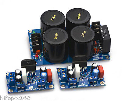 LM3886 Amp Board+rectify filter LM3886TF KIT