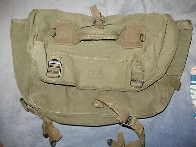 Original 1945 Dated Wwii M1944/45 Us Army Bottom Pack