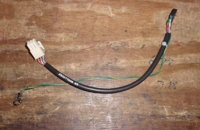 MEI VN AE 2000 Series 115 Volt Bill Acceptor - Validator Harness Mfg# 250077006