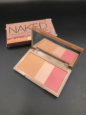 Urban Decay Naked Flushed Bronzer / Highlighter / Blush New In Box