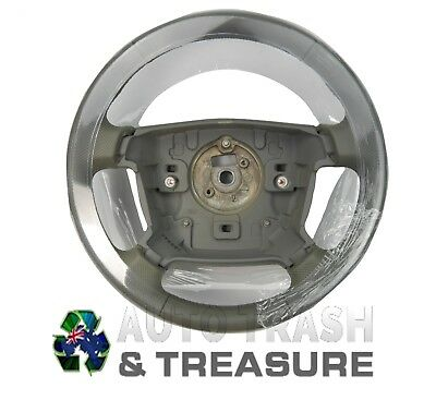 Genuine Ford Territory Sx Sy Steering Wheel With Leather (Ghia)