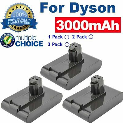 22.2V Vacuum Cleaner Battery for Dyson DC31 DC34 DC35 DC44 Animal 17083 917083