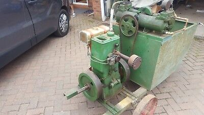 bamford stationary engine