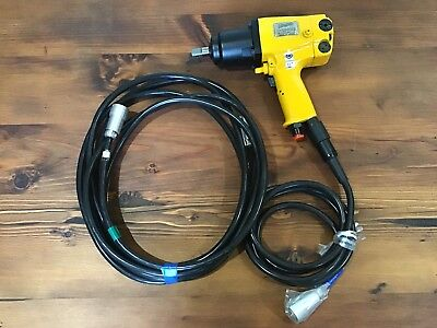 URYU U-100EC Oil-Pulse Wrench, Pneumatic Control Tool, Made In Japan!