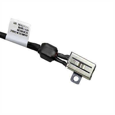 for Dell Alienware 17 R2 R3 P43F T8DK8 DC30100TO00 DC Power Socket Cable ZVOT708