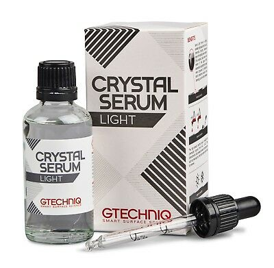 Gtechniq Crystal Serum Light 30ml - CSL Nano Ceramic Coating for Cars Paint