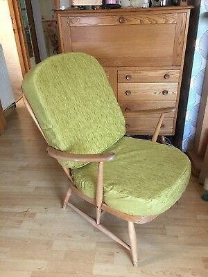 Ercol windsor Armchair - Blonde
