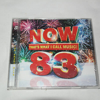 CD Album Various Artists - Now That's What I Call Music! 83 [UK] (2013)