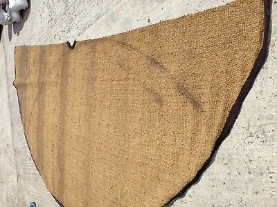 Paull's Matting Panama 1/1 Half Moon Mats - Water Damaged - 5m - Bell Tent