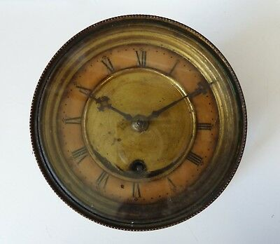 French Clock For Spares Or Scrap