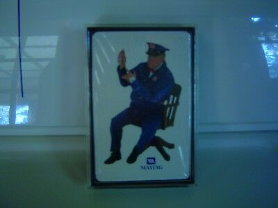 Maytag's Ol' Lonely Playing Cards
