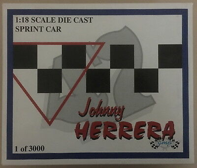 1997 Johnny Herrera Collectible Sprint Car (1:18 scale)
