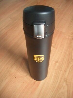 United Parcel Service     Easy Lock-Isolierflasche