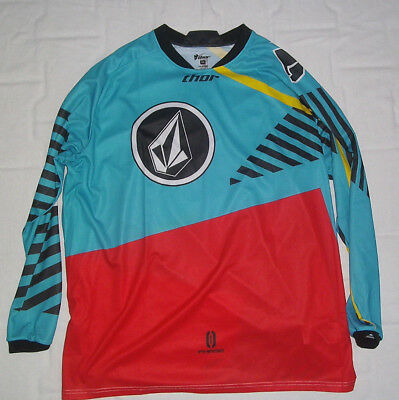 Thor Jersey MX Shirt Cross Hemd Motocross Cross Quad BMX Gr.XXL