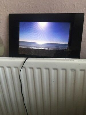 """Sony DPF-D1020 10.2"""" Digital Picture Frame - hardly used"""