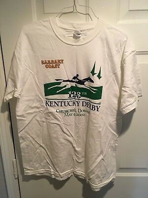 BARBARY CST Casino, Vegas, Vintage T-shirt, Never Worn, XL,  KY DERBY 2002, 009