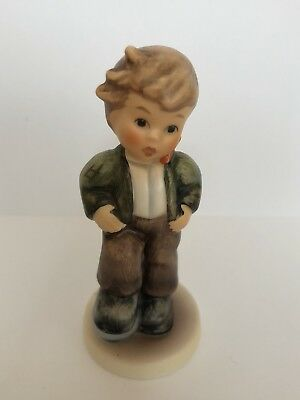 Hum #2051/b Let's Play Tmk 7 Goebel M.i. Hummel Figurine Germany