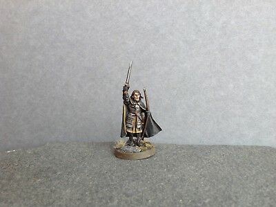 BEREGOND Painted Metal OOP Rare Lord Of The Rings Hobbit