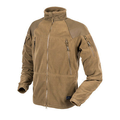 Helikon Tex Stratus Jacket Heavy Fleece Coyote