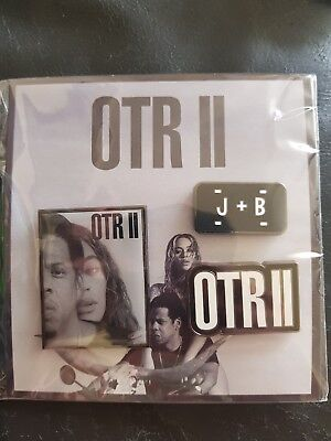 Otr Ii World Tour 2018 Badges