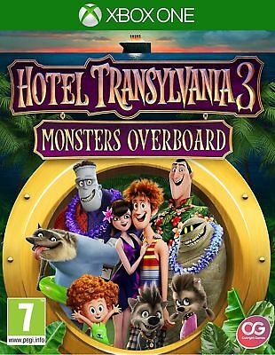 Hotel Transylvania 3 Monsters Overboard XBOX ONE PAL