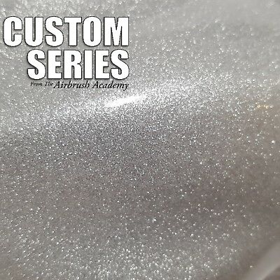 Custom Series Sparkle Silver Basecoat - Solvent - For Candy - Paint