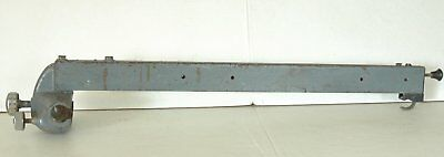 """Delta Rockwell 8"""" Unisaw Junior Table Saw, Rip Fence Model #34-260 , 34-265"""