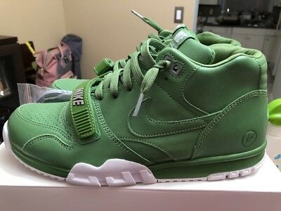 purchase cheap a487c 83fe7 Nike Air Trainer 1 Mid SP Fragment Sz 11 Chlorophyll Limited