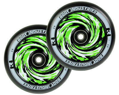 Root Industries AIR 120mm Pro Scooter Wheels Wrapped Pair