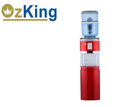 AWESOME AIMEX WATER Free Standing Hot Cold and Ambient Dispenser! Red