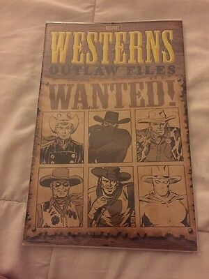 Marvel Westerns: Outlaw Files #1 (2006) Marvel Comics