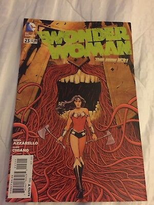 Wonder Woman #23 (2013) DC Comics