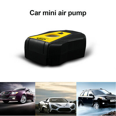 Emergency Electric Car Tire Inflator Pump 12V Portable Air Compressor Inflatable