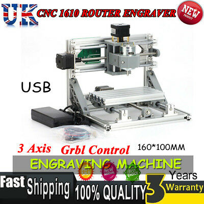 MINI CNC ROUTER machine, engraver, complete with IBM PC with