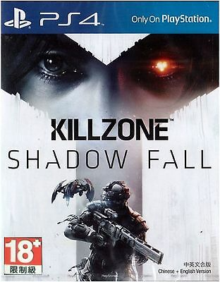 Killzone: Shadow Fall (English/Chi Ver) for PS4 Sony Playstation 4