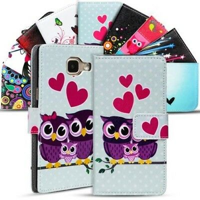 Pouch with Motif Samsung Galaxy Flip Case Case Cover Style