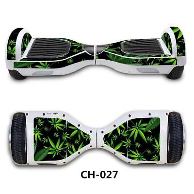 New Electric Scooter Sticker Hoverboard Skateboard Sticker Wheel Board Sticker