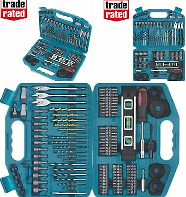 Makita P-67832 101 Piece Drill Accessory Set - Drills Bits & Holesaw