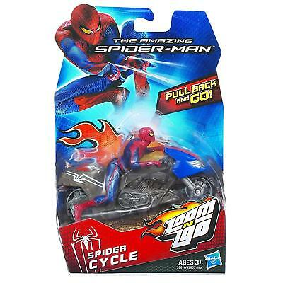 Marvel The Amazing Spider-Man Motor Cycle Racer Action Figure New & Sealed