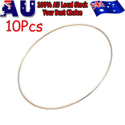 10PCS 16cm Metal Ring Hoops DIY Craft Dream Catcher Butterfly Mobile Ring AUShip