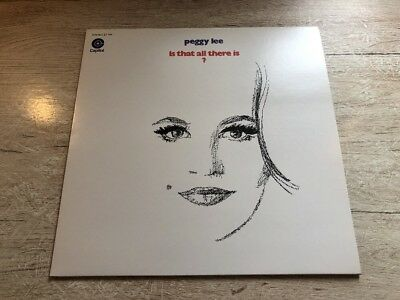 Peggy Lee ‎Is That All There Is? Vinyl LP Pure Pleasure Records ‎ST-386