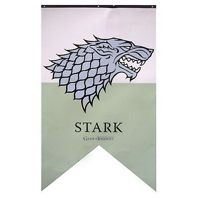 Game of Thrones House Stark Banner 30 x 50 - BRAND NEW