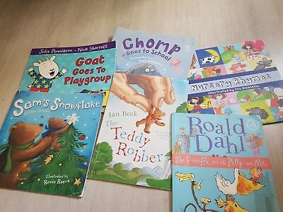 Toddler and child Book Bundle