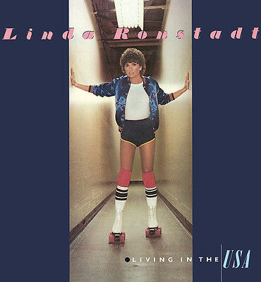 Linda Ronstadt Living In The Usa Cd New