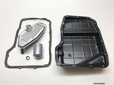 Transmission Oil Pan & Filter Jeep Grand Cherokee WJ 4.7L 1999-2004  ATP/WJ/004A