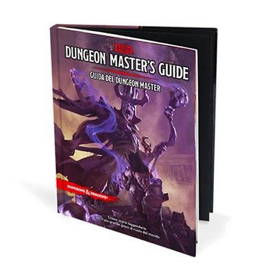 Dungeons & Dragons Guida del DUNGEON MASTER 5° Edizione in ITALIANO D&D quinta