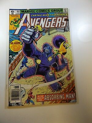 Avengers #184 VF condition Free shipping on orders over $100.00!