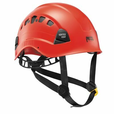 PETZL VERTEX VENT A10VRA Red Ventilated helmet for work at height and rescue