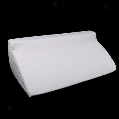 MagiDeal Foam Bed Wedge Pillow Cushion with Cover and zipper Knee Pillow