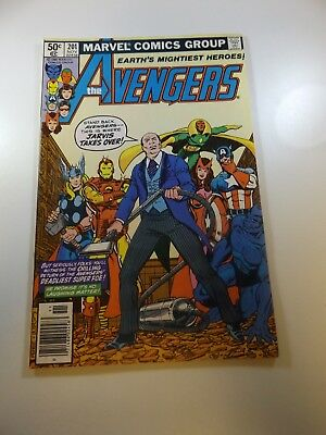 Avengers #201 VF- condition Huge auction going on now!
